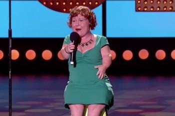 Tonya midget comedian pic 737